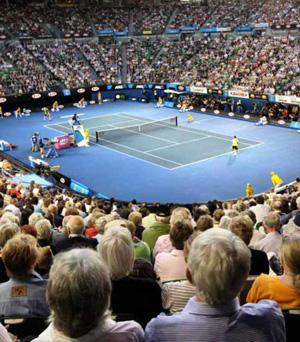 Типы теннисных покрытий с точки зрения игроков и тренеров