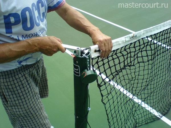 Крепления для сетки настольного тенниса своими руками 96